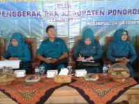 Sosialisasi 10 Program Pokok PKK